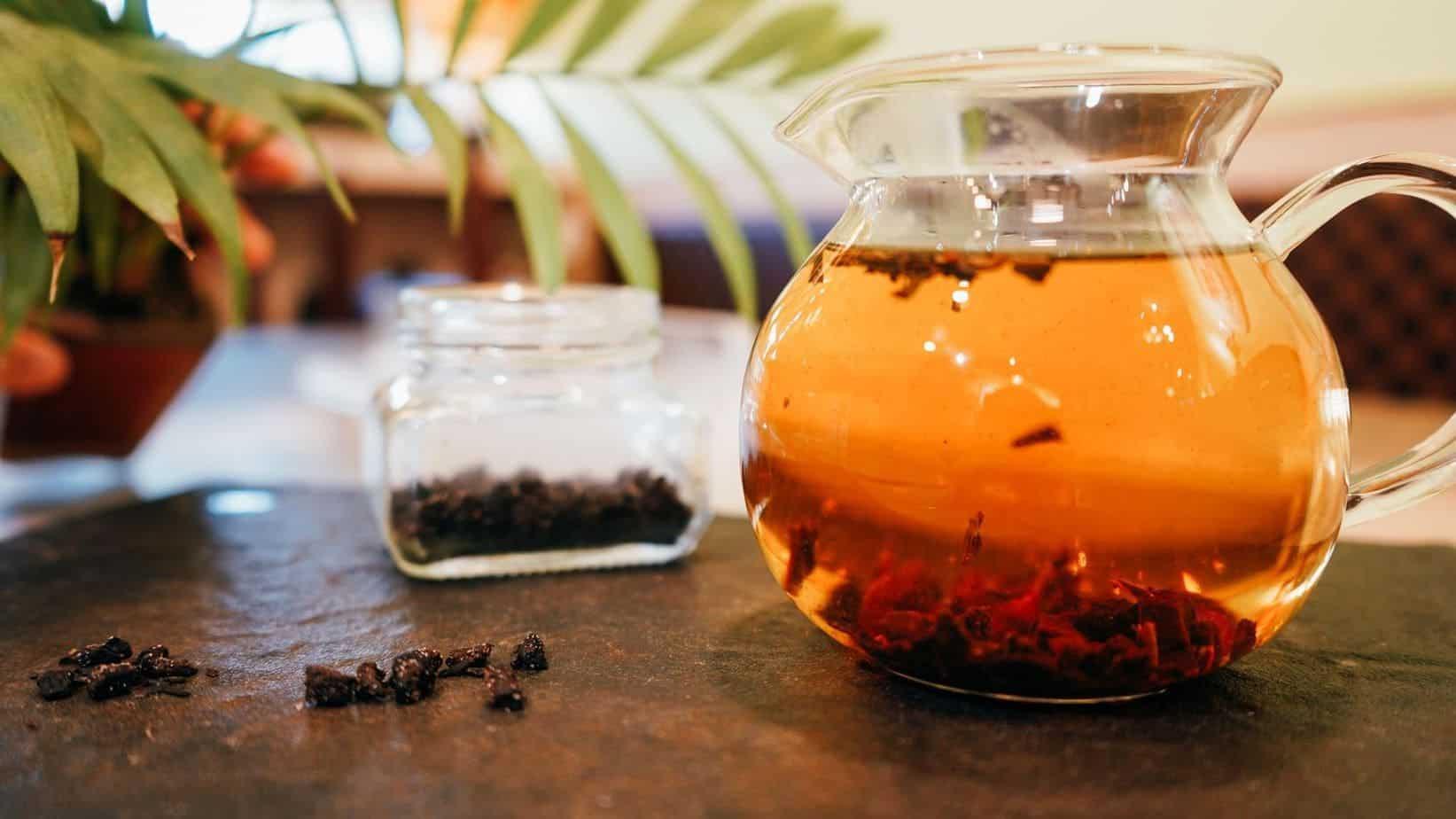 十八逗 老菜脯也可以當作茶葉泡來喝喲
