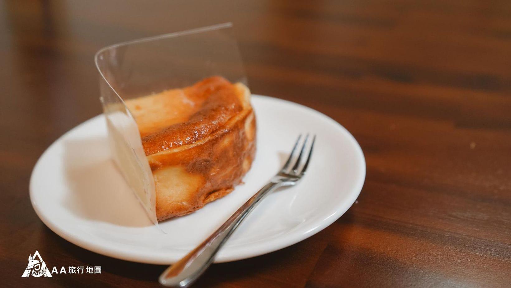 行荷居 巴斯克乳酪蛋糕(原味)