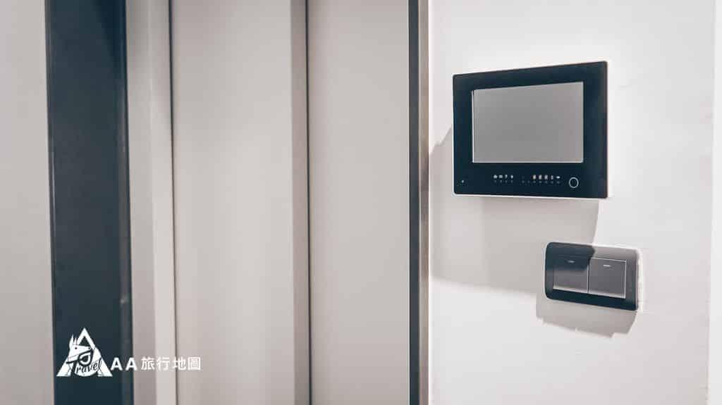 衡定理旅宿行李不用再大粒汗小粒汗搬上樓了,通通交給電梯