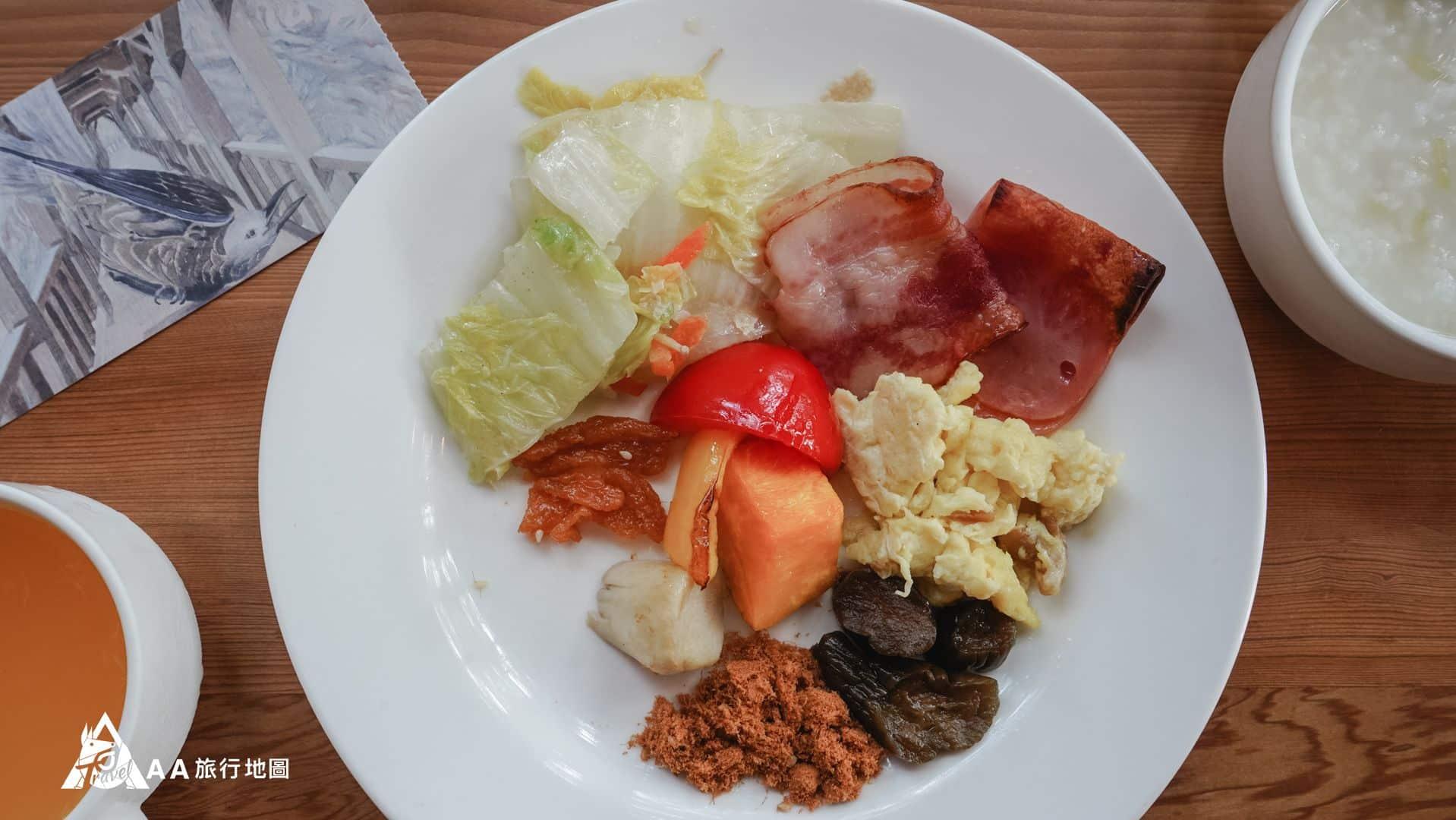 鳳凰亭序 早餐要吃的像皇帝,什麼營養都有