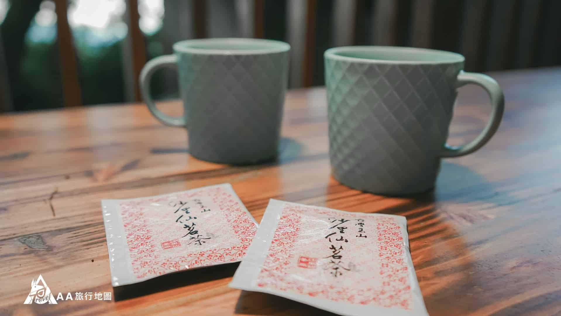 鳳凰亭序 沙里仙紅茶很好喝,味道很香