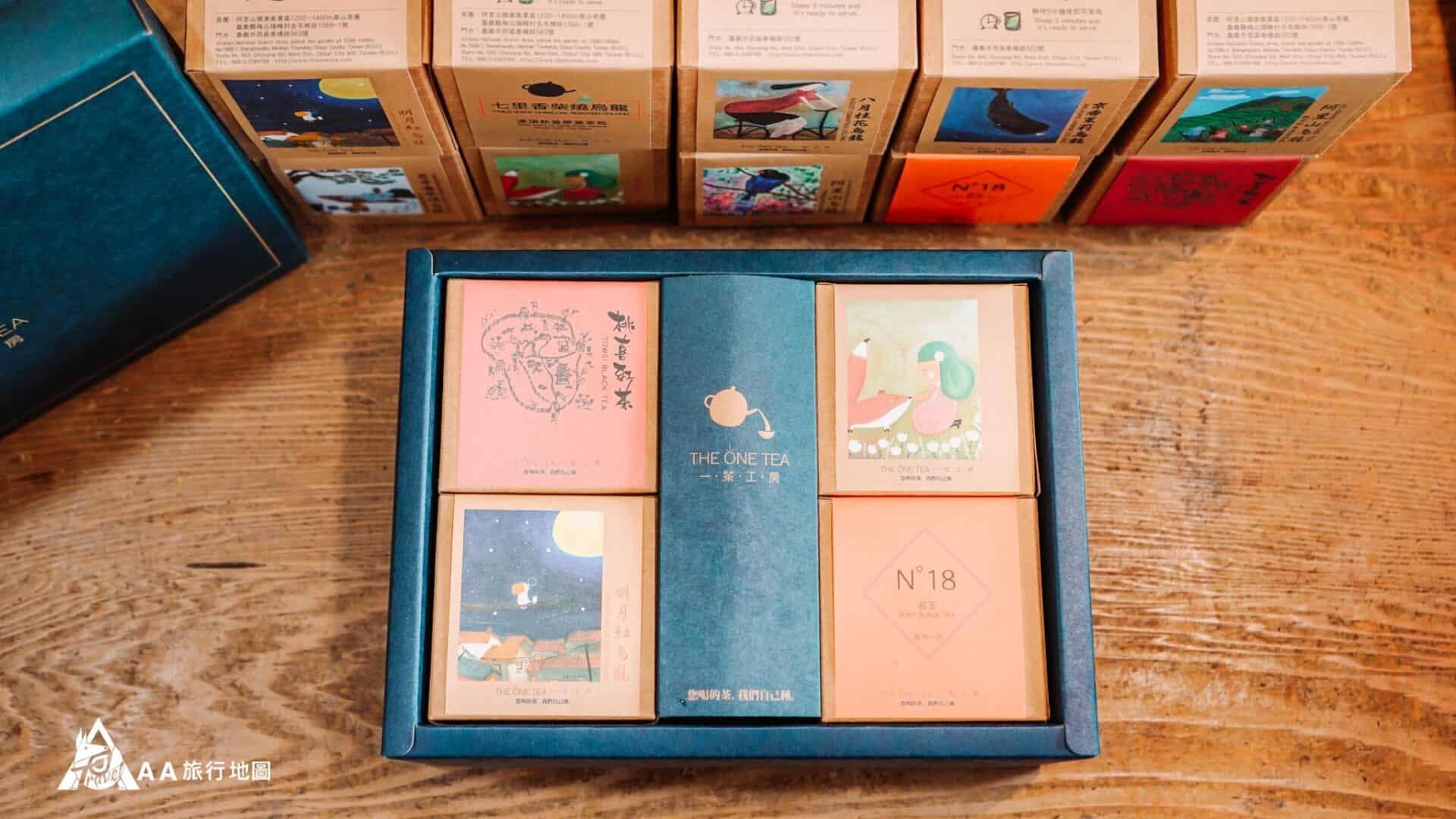 如果想一次體驗不同風味的也可以考慮小包裝,禮盒有分2盒或是4盒入的(一盒 $190 元,任選三盒 $500 元,四入禮盒 + 盒子 $699元)