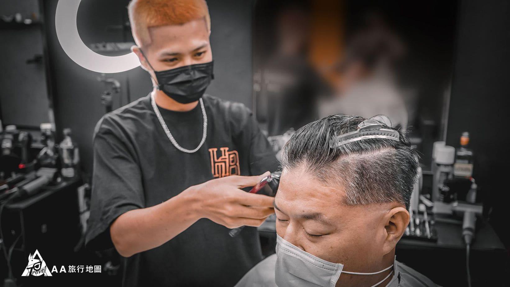 HomeComing 理髮師用心剪,我們就靜靜享受這短暫的放鬆