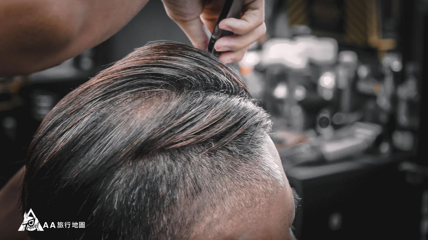 HomeComing 第一次有理髮師告訴我原來還可以這樣小分線